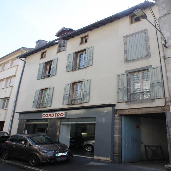 Offres de vente Immeuble Aurillac 15000